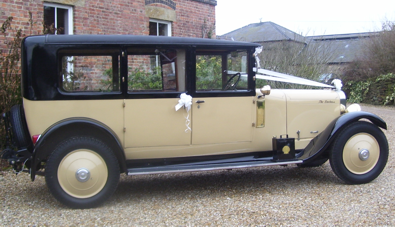 A beautiful 1929 Austin 20.