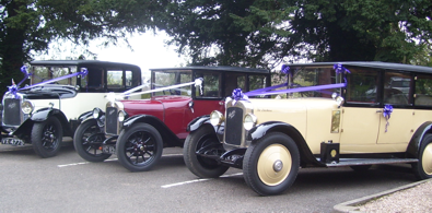 3 Wedding Vintage Cars To Hire